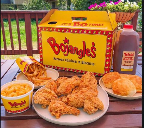 bojangles free biscuit