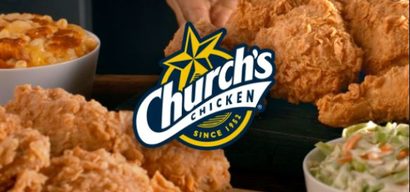 churchs chicken free chicken