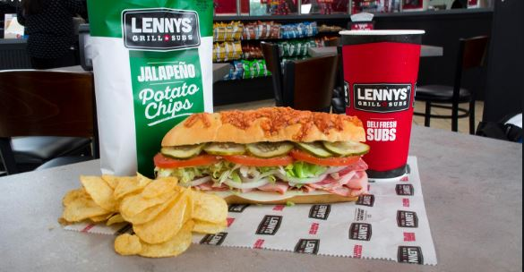 lennys subs coupons
