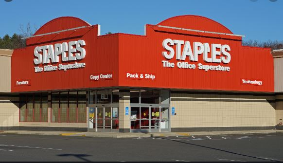 staples feedback