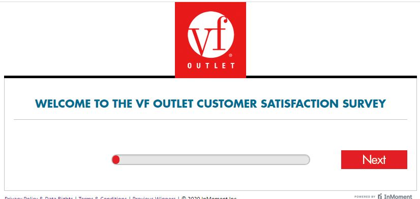 vf outlet survey