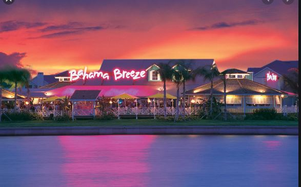 Bahama Breeze survey