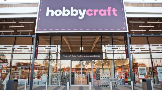 hobbycraft leave a review