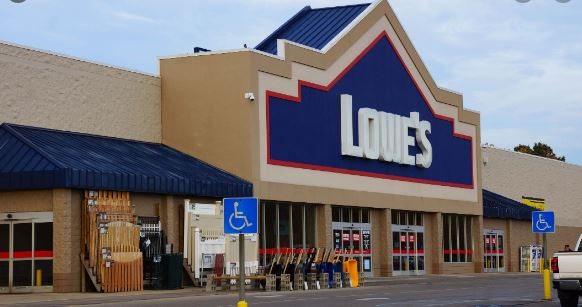 lowes survey medallia